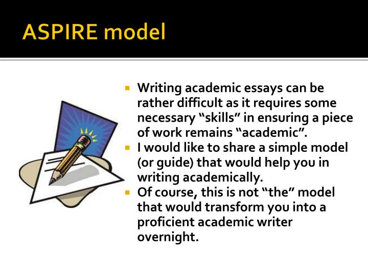 ASPIRE model