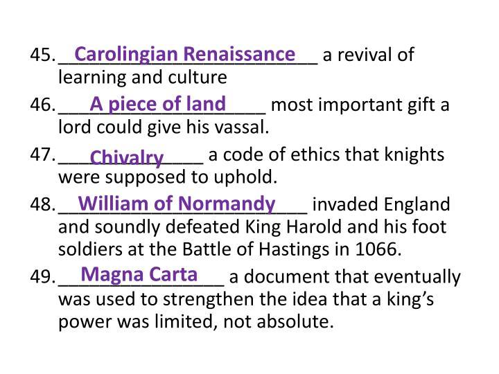 Carolingian Renaissance