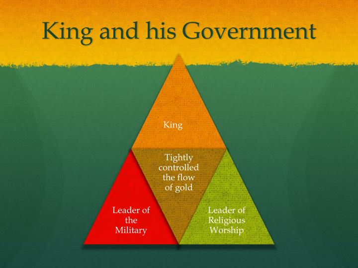 King and his Government