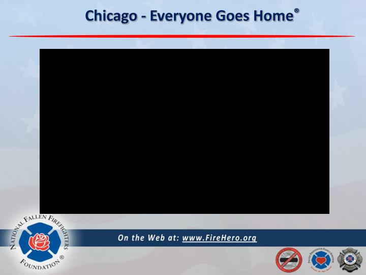 Chicago - Everyone Goes Home