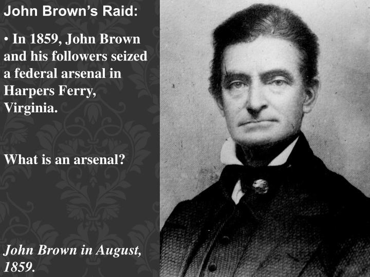 John Brown's Raid: