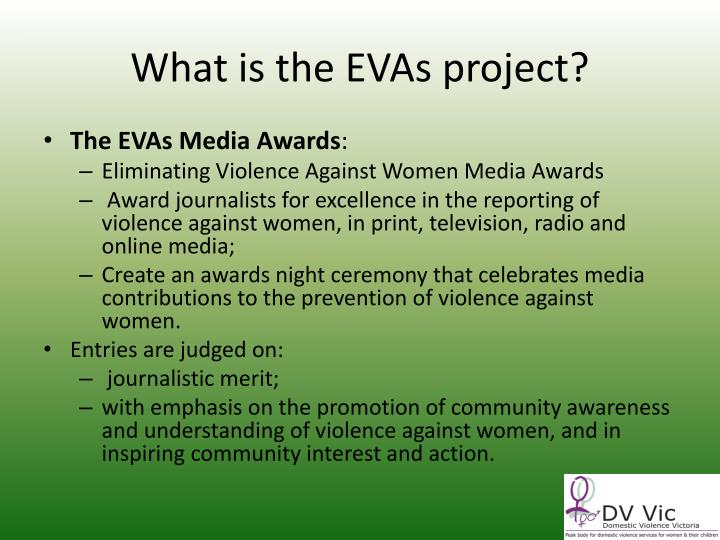 What is the evas project