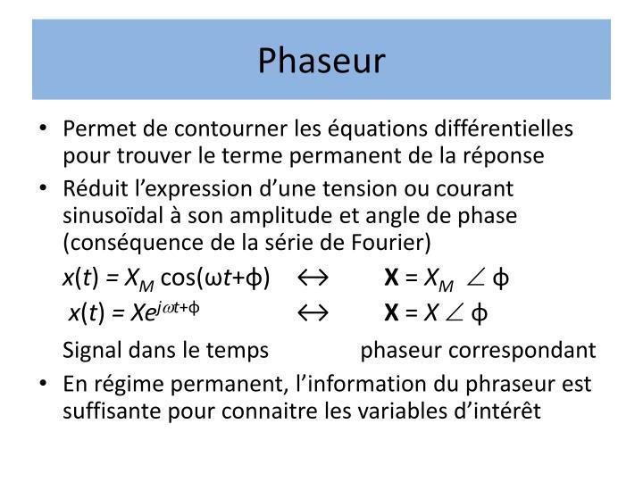 Phaseur