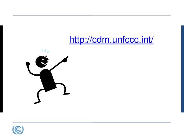 http://cdm.unfccc.int/