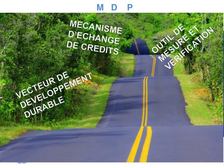 M   D    P