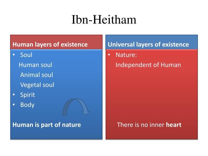 Ibn-Heitham