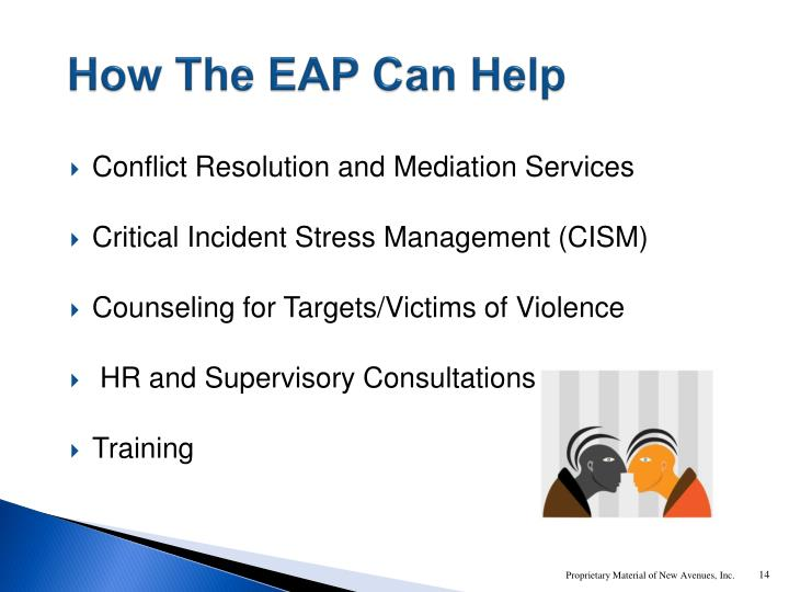 How The EAP Can Help