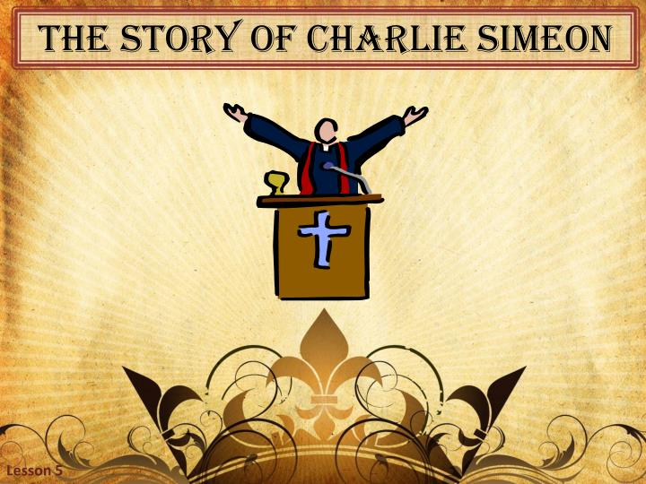 The story of Charlie