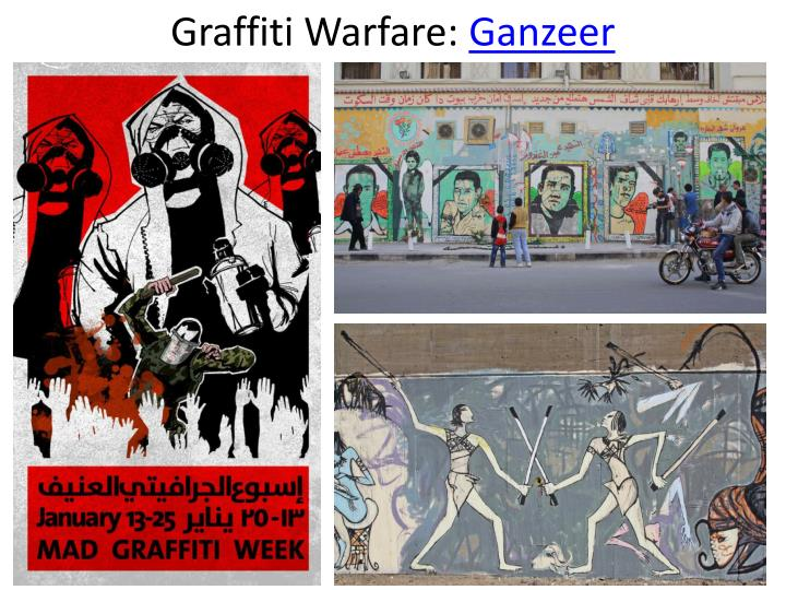 Graffiti Warfare: