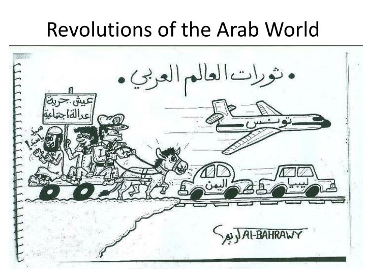 Revolutions of the Arab World