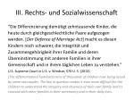 iii rechts und sozialwissenschaft2