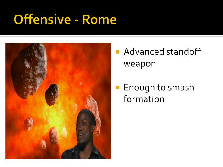 Offensive - Rome