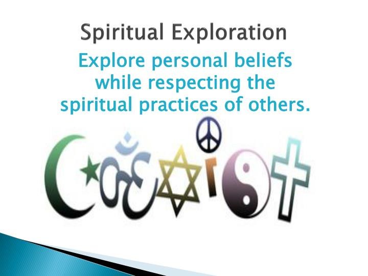 Spiritual Exploration