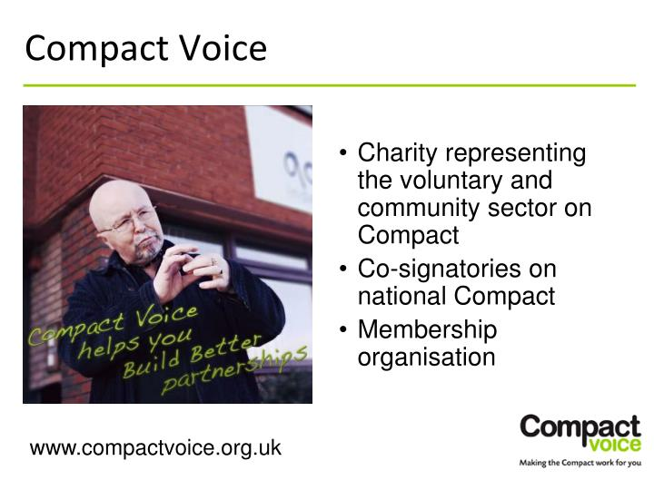 Compact Voice