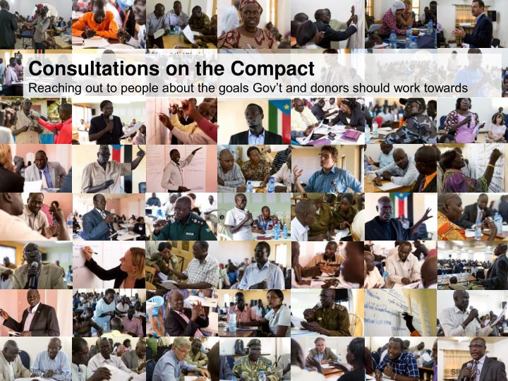 Consultations on the Compact