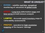 what is unique