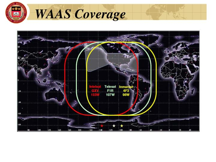 WAAS Coverage