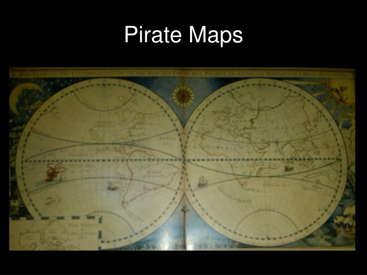 Pirate Maps
