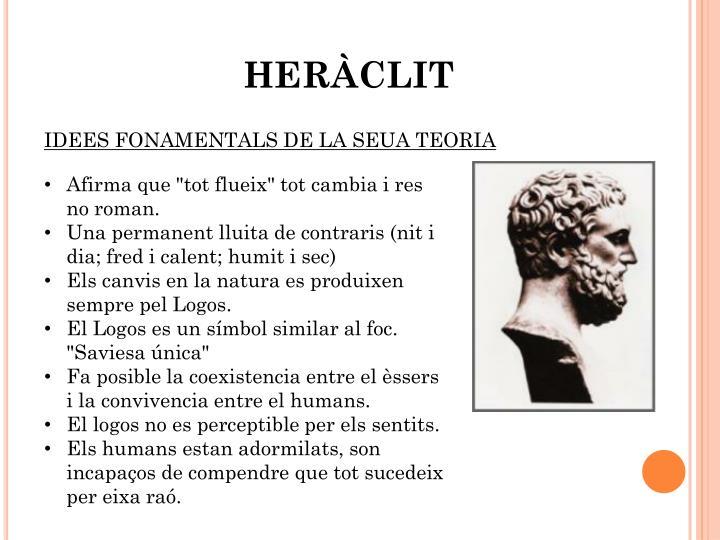 HERÀCLIT