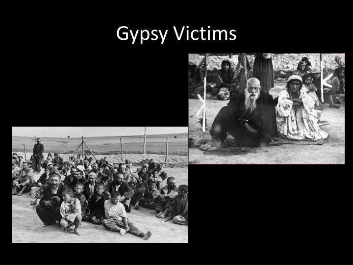 Gypsy Victims