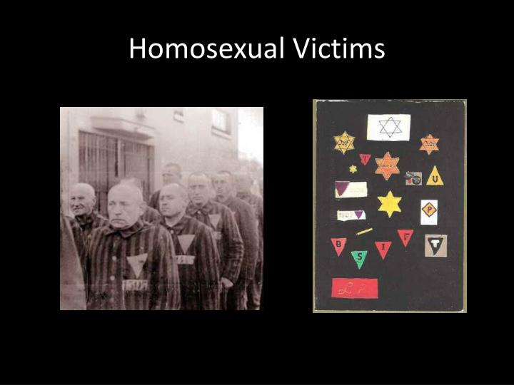 Homosexual Victims