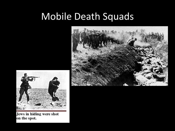 Mobile Death Squads