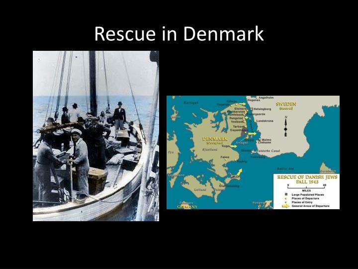Rescue in Denmark