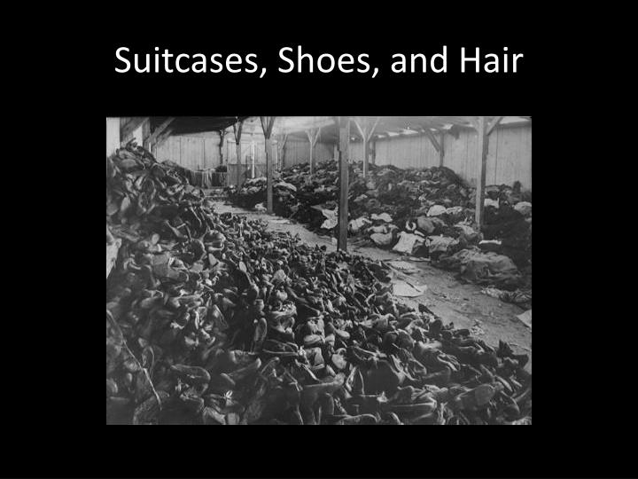 Suitcases, Shoes, and Hair