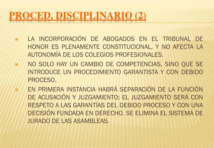 PROCED. DISCIPLINARIO (2)