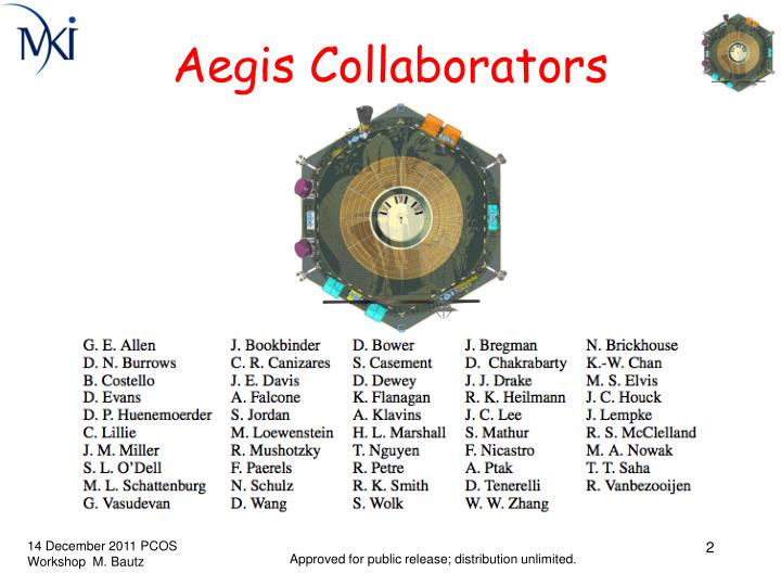 Aegis Collaborators