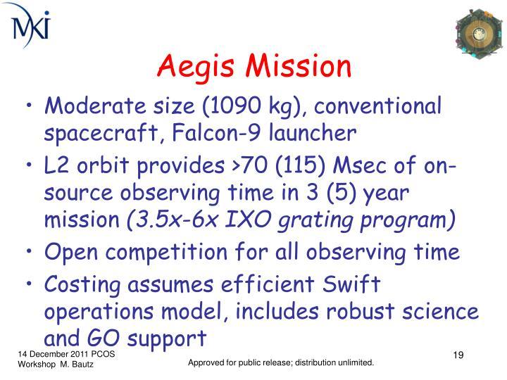 Aegis Mission