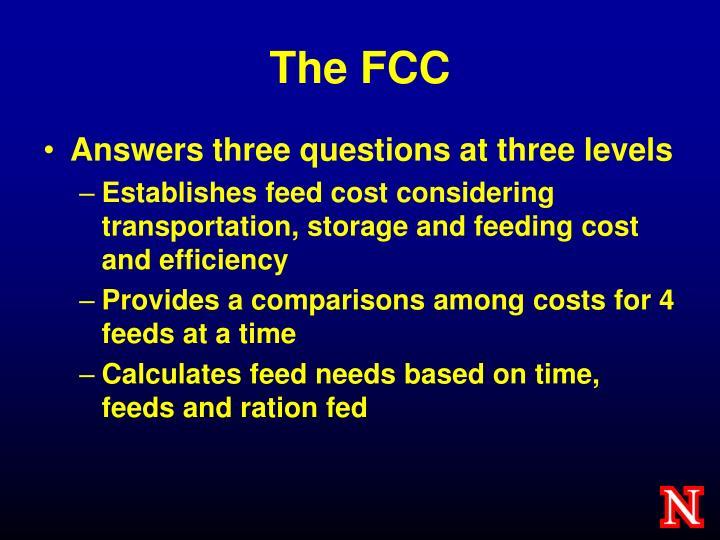 The FCC