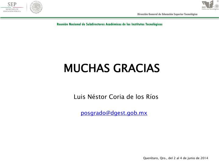 Luis Néstor Coria de los Ríos