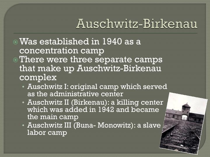 Auschwitz-