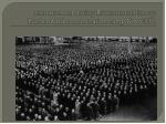 jews arrested during kristallnacht line up buchenwald concentration camp nov 1938