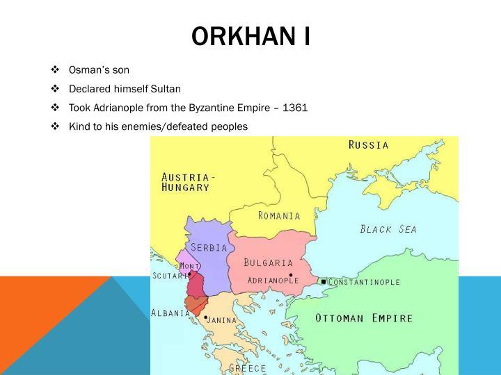 Orkhan