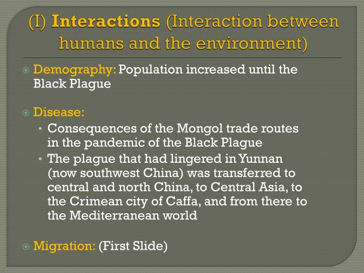 PPT - Central Asia & the Rise of the Mongols (600-1450 ...