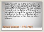 julius caesar the play1