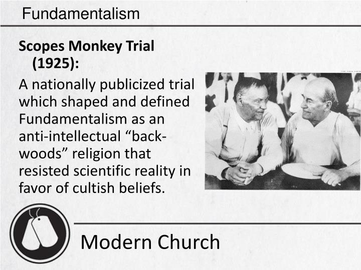 Fundamentalism