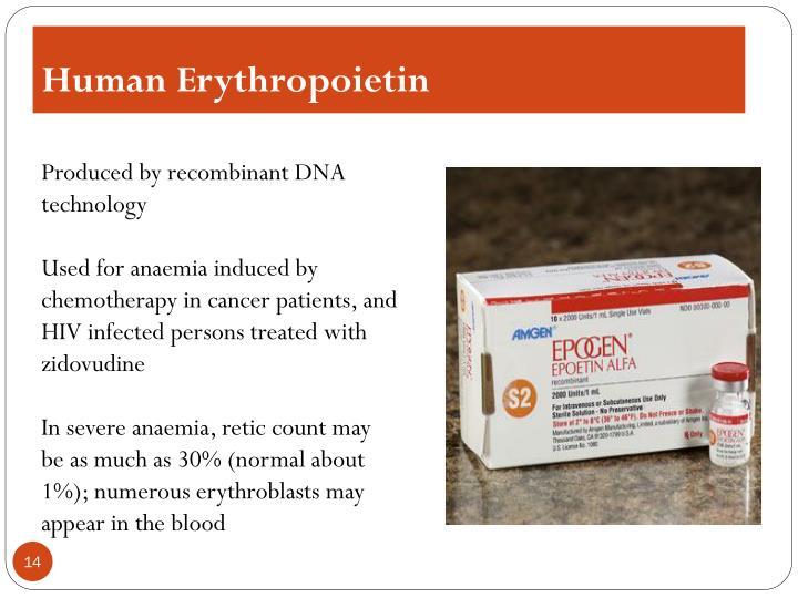 Human Erythropoietin