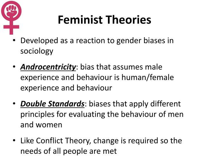 Feminist Theories