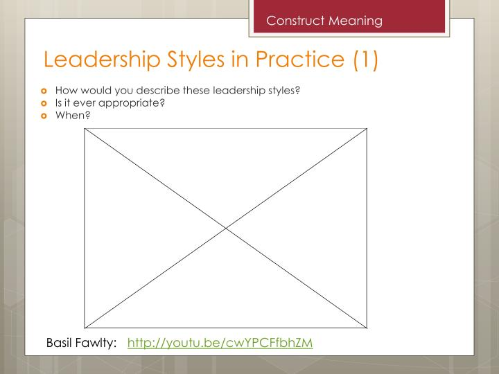 describe your own leadership style Jim collins and a group of 22 research associates conducted a five-year research project searching an answer on the question 'how a company from merely good can be transformed to great one' and identified that behind this transformation lies a level 5 leader.