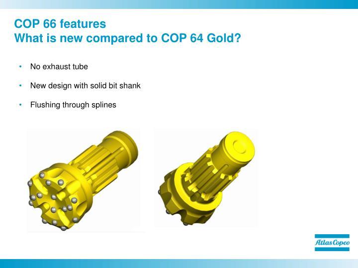 COP 66 features