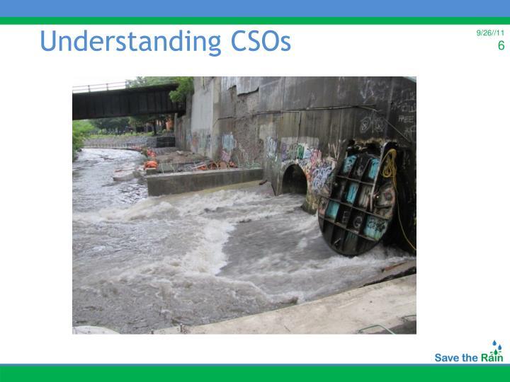 Understanding CSOs
