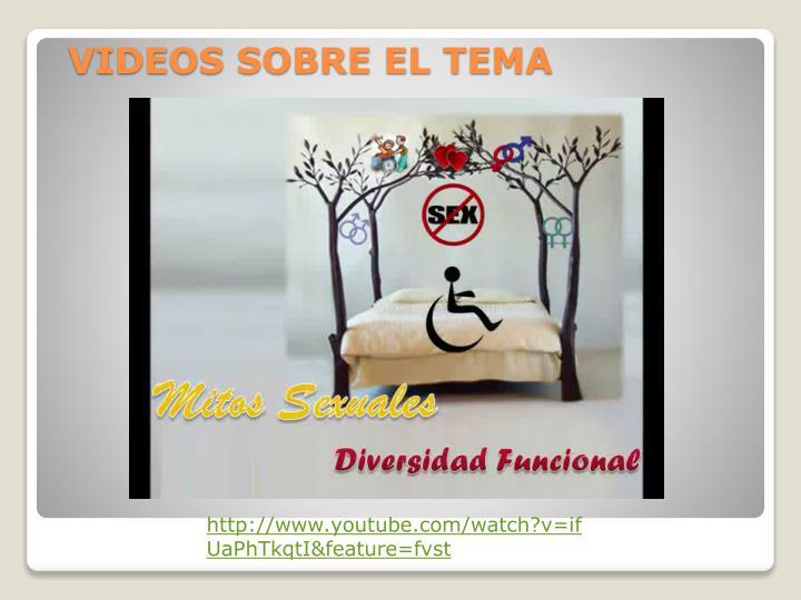 VIDEOS SOBRE EL TEMA
