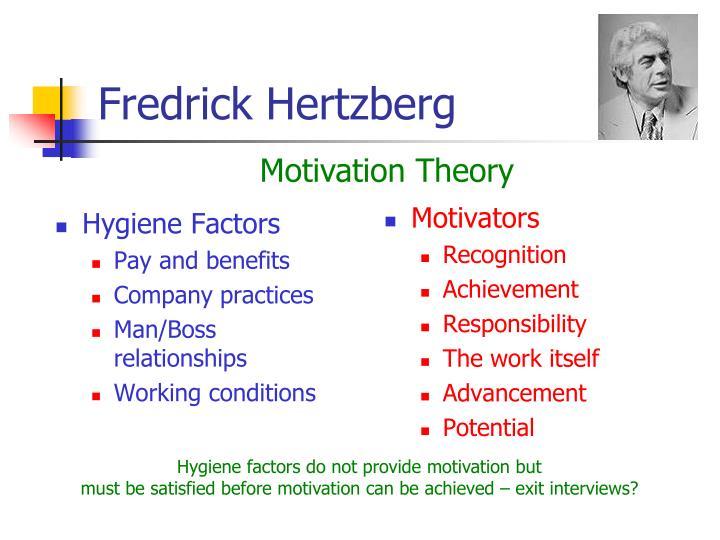 Fredrick Hertzberg