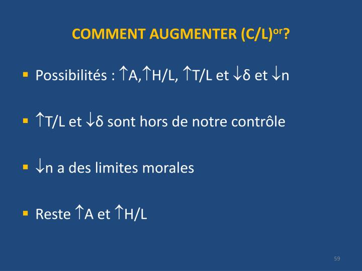 COMMENT AUGMENTER (C/L)