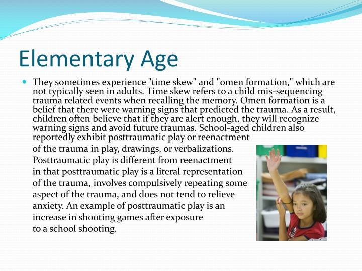 Elementary Age