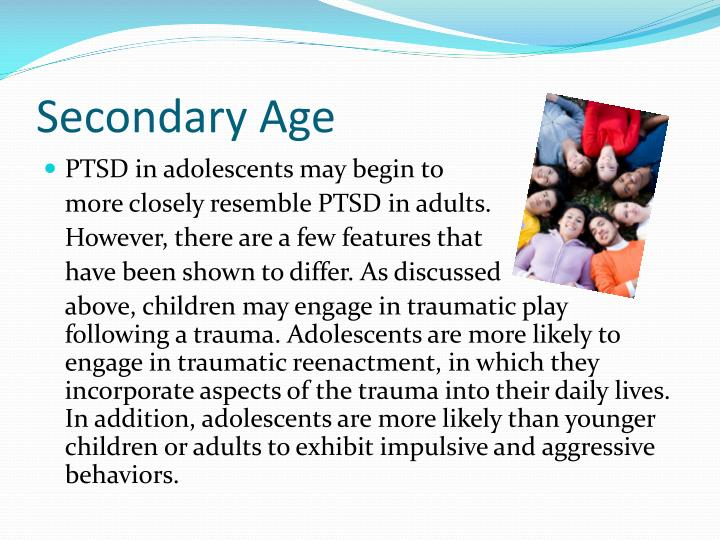 Secondary Age