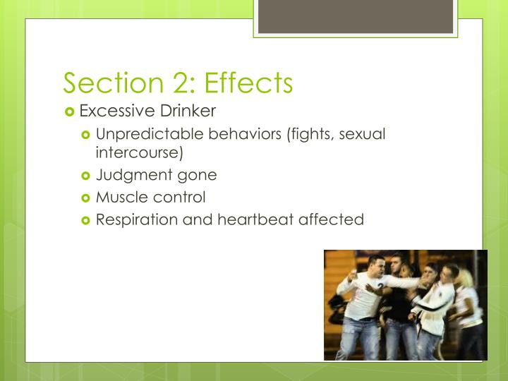 Section 2: Effects